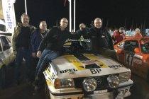 Michel Decremer en Yannick Albert Winnen de Rallye Monte Carlo Historique