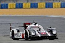 Porsche snelste tijdens voormiddag van testdag