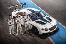 Gulf 12H: Bentley laat Continental GT3 debuteren met drie Britten