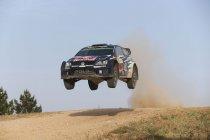 Rally van Sardinië: Winst voor Ogier – Hyundai op 2 en 3