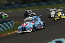 Een Xmas Race voor de VW e-Fun Cup op zondag 20 december