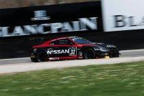 12H Bathurst: Wolfgang Reip aan de start in officiële Nissan GT-R
