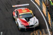 BMW met titelverdediger Farfus en Eriksson naar Macau