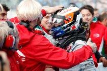 FIA F3: Hockenheim: Rosenqvist wint ook laatste race van het seizoen