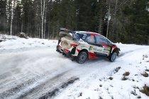 WRC: Evans pakt de eindzege in Zweden