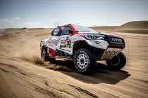 Bernhard ten Brinke herenigd met Tom Colsoul richting Dakar 2020