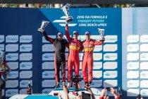 Long Beach: Lucas di Grassi wint en pakt leiding kampioenschap