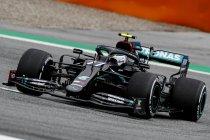 Oostenrijk: Bottas overleeft - Leclerc en Norris op het podium