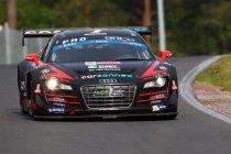 New Race Festival: Kumpen-Longin-Beliën en Audi R8 LMS van PK Carsport meteen op het podium