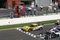 24H Spa: Tien jaar geleden won de Corvette van PK Carsport
