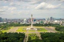 Formule E gaat naar Jakarta