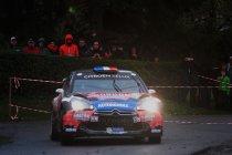 Condroz Rally: Loeb leidt in Hoei