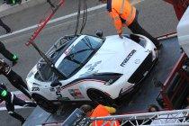 Newsflash: 24H Zolder: Tweede neutralisatie na crash Mazda