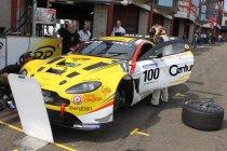 600km Spa: Aston Martin vooraan in eerste kwalificatie