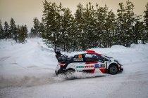 WRC: Toyota incasseert en slaat terug