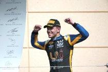 Bahrein : Luca Ghiotto wint dankzij gok met bandenwissel