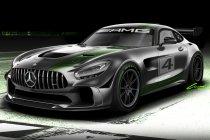 Ook Mercedes-AMG komt met een GT4