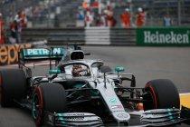 Monaco: Mercedes opnieuw dominant in de vrije trainingen