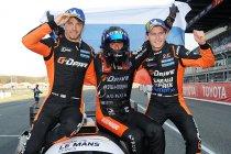 4H Buriram: Zege voor Carlin, titel voor G-Drive Racing