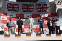 GP3: Nürburgring: Eerste overwinning voor McKee en Bamboo Engineering