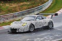 Nieuwe Porsche 911 GT3-R komt er niet voor 2016