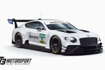 Bentley naar ADAC GT Masters