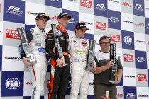 FIA F3: Norisring: Tweede foutloze weekend op rij voor Max Verstappen