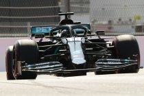 GP Emilia Romagna: Hamilton al weer de snelste in de vrije training
