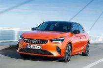 Opel komt met een elektrische Corsa