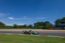 24H Zolder: Bert en Stienes Longin, Christoff Corten en Giorgio Maggi willen met Krafft Racing schitteren