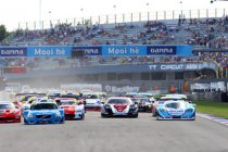 Assen Race2: Zumbrink let voorsprong in Divisie Super GT