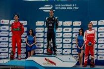 Hong Kong: Sébastien Buemi winnaar openingsmanche formule E
