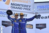 Laguna Seca: Winst voor Goossens & van der Zande na spectaculair duel! (+ Video)