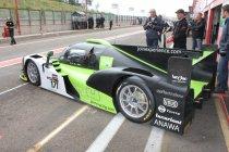 Syntix Superprix: Ginetta LMP3 maakt opgemerkt debuut