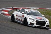 Audi Sport TT Cup: Nürburgring/ Nabeschouwing Alexis van de Poele