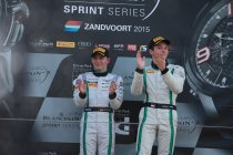 Zandvoort: Buhk en Abril kampioen na thriller