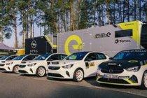 Eerste Opel Corsa-e rallyauto's geleverd aan klanten