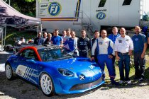 NASCAR-promotor wordt distributeur Alpine A110 Rally R-GT