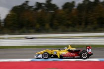FIA F3: Hockenheim: Tom Blomqvist en Max Verstappen verdelen de poles