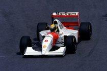 25 jaar geleden raasde Senna voor het laatst door Eau Rouge