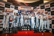 24H COTA: De kampioenen gekroond