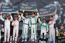 Vier titels op zes voor Belgian Audi Club Team WRT