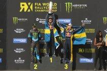 Cape Town: Timmy Hansen pakt wereldtitel na dubieus duel met Bakkerud