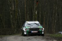 Spa Rally: Christophe Daco voor Tom Van Rompuy