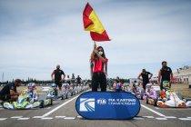 Schitterende finale brengt Ean Eyckmans derde plaats in EK eindstand