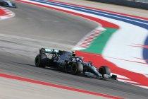 Verenigde Staten: Bottas verslaat Vettel in Texas