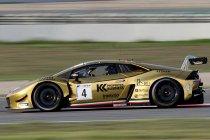 Barcelona: Boutsen Ginion Racing naar GT Open
