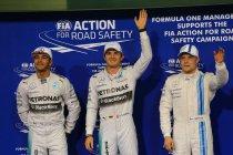 Abu Dhabi: Rosberg verslaat Hamilton en pakt elfde pole