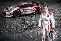 Nissan wil baanwielrenner Chris Hoy omvormen tot Le Mans racer