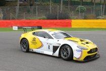 Spa: Brussels Racing Aston Martin tweemaal op het podium